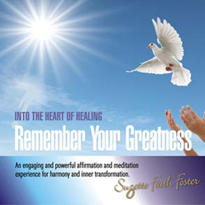 Remember Your Greatness CD